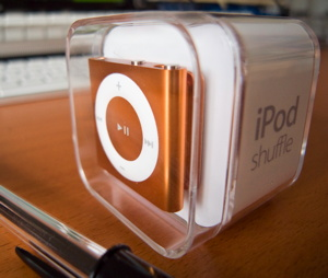 My new 4th gen iPod Shuffle